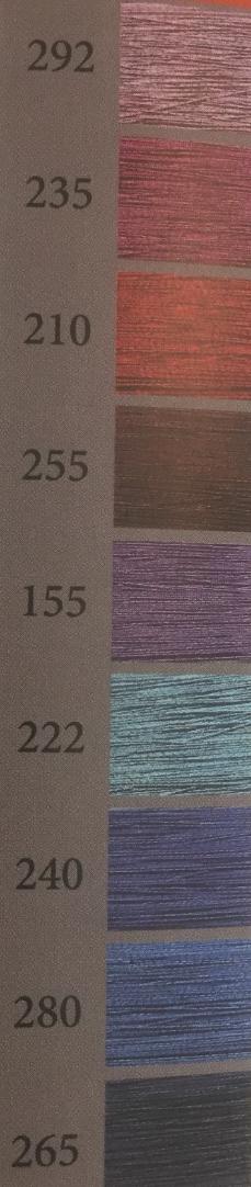 Metallic färger 2