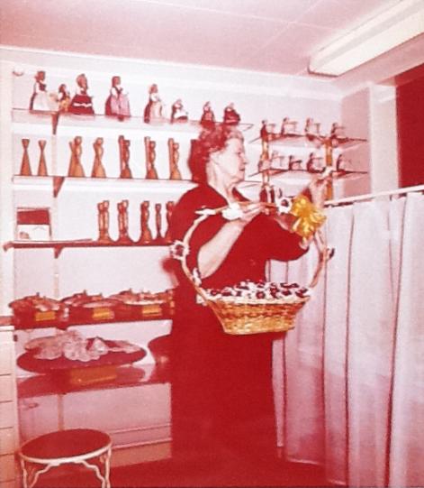 Elsa Affären 1960