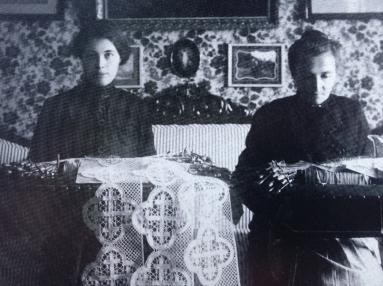 Ruth och Emma