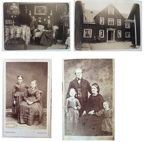 4 bilder familjen