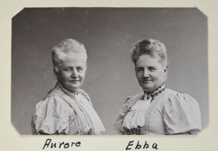 Aurore och Ebba