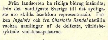 Idun Ingelotz och Rnadel