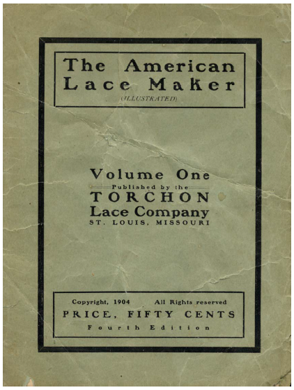 The American lace maker
