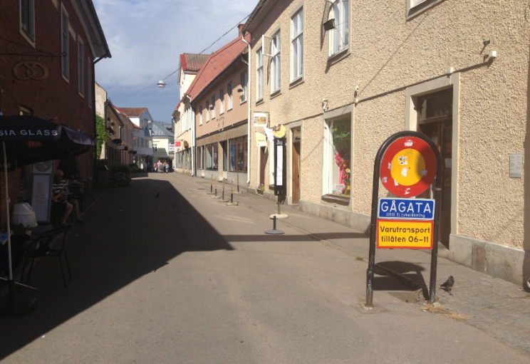 Storgatan gård 185