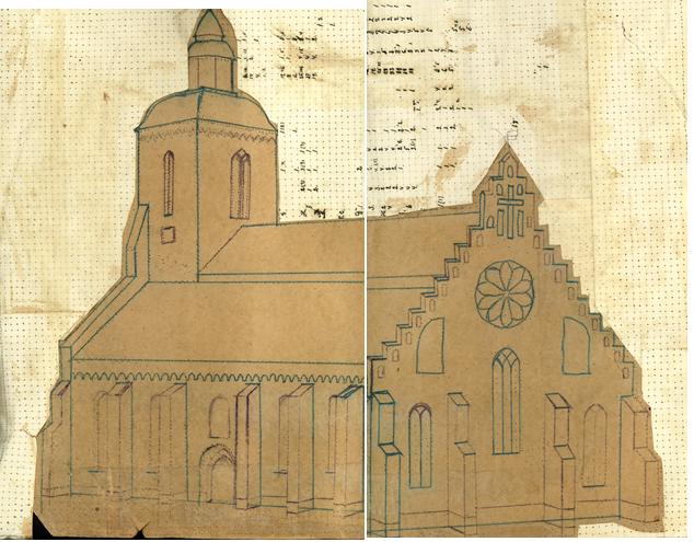 mönster kyrkan