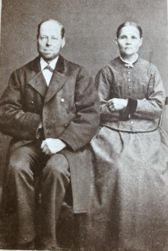 Smeden Westberg, morfas morfar och mormor