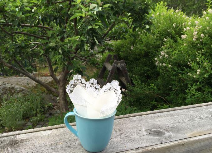 Kaffe med socker