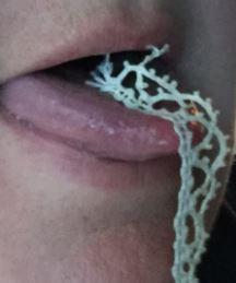 Spetsen på din tunga